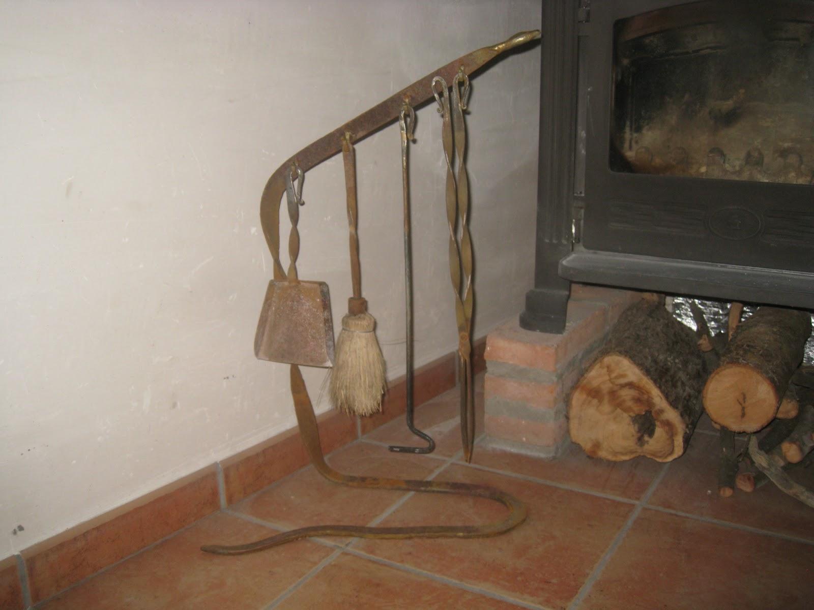 Mi forja yunque hierro y fuego accesorios - Utensilios para chimeneas ...