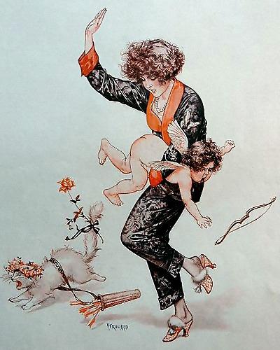 Amor får en endefuld - Chéri Hérouard: Coquin D'Amour