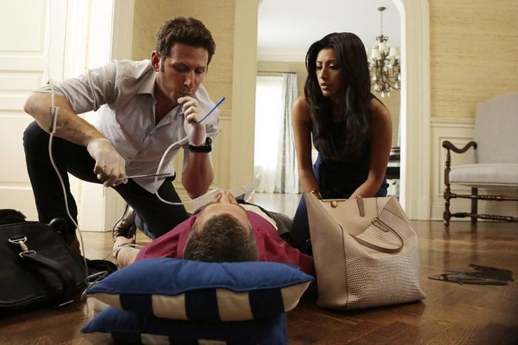 Royal Pains - Episode 6.05 - Goodwill Stunting - Promotional Photos