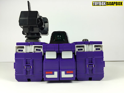 maketoys reflector camera mode back