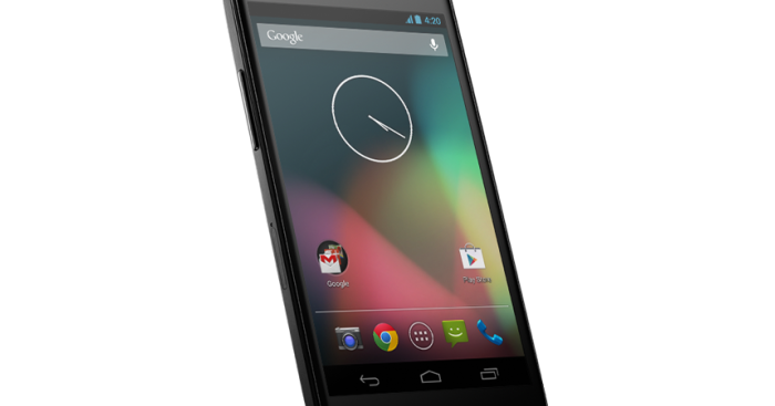 Google's Nexus 4 sold out in an hour.