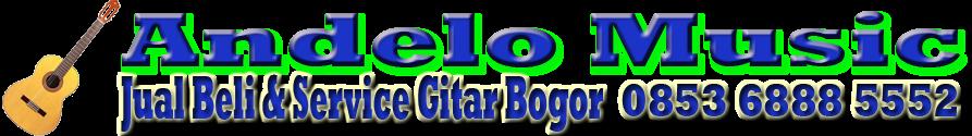 Andelo Music - Jual Beli Service Gitar