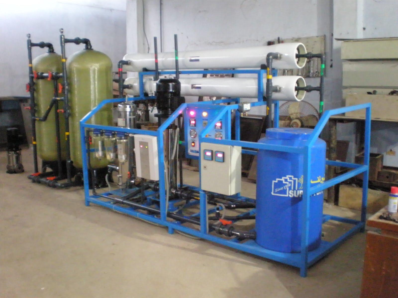 R O Tack water technology April 2011