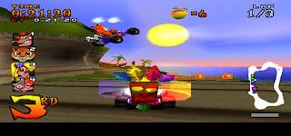 crash tem racing screen shots