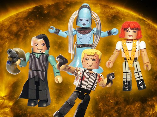 Fifth Element Minimates