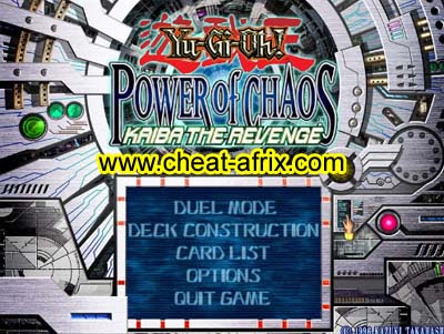 Download Games Yu-Gi-Oh Power of Chaos Kaiba The Revenge Full Version