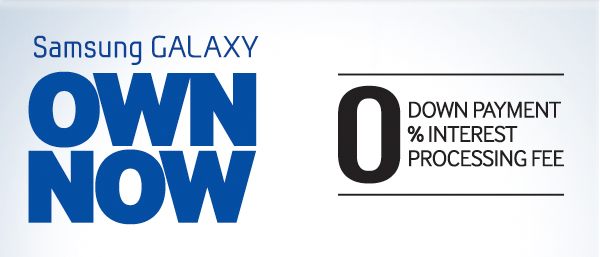 Samsung galaxy 0 emi own now mobile updates for 0 down homes