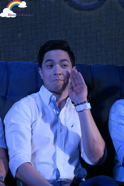 Alden Richards Pabebe Wave