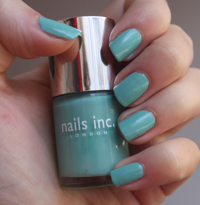 Nails Inc Haymarket - A Little Obsessed
