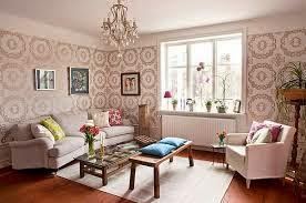 harga wallpaper dinding ruang keluarga