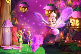 Barbie Twillerbees Thumbelina best friends Chrysella  Janessa