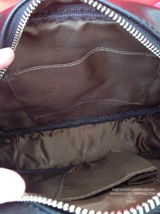 Achadinho AliExpress: Bolsa Gucci Soho Bag de couro