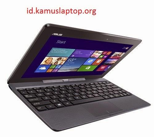 Spesifikasi dan Harga Laptop Asus Transformer Book T100TA