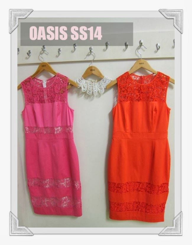 Spring fashion at Oasis