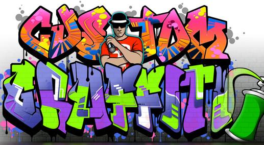 Tech Coach: The Graffiti Creator
