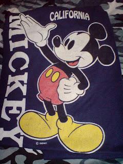 vintage mickey