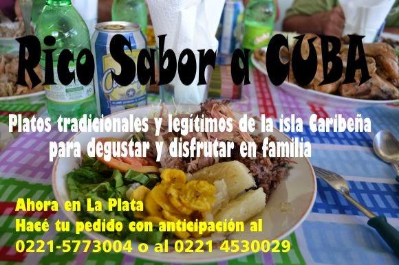Rico Sabor a CUBA