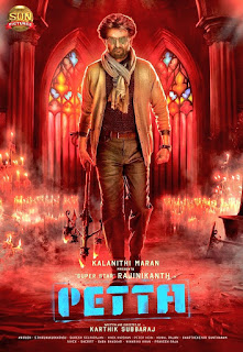 Petta (2019) Hindi Dubbed Pre-DVDRip | 720p | 480p