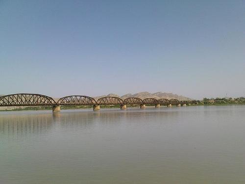 Jinnah Barrage