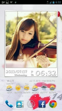Animated Photo Frame Widget + android apk - screenshoot