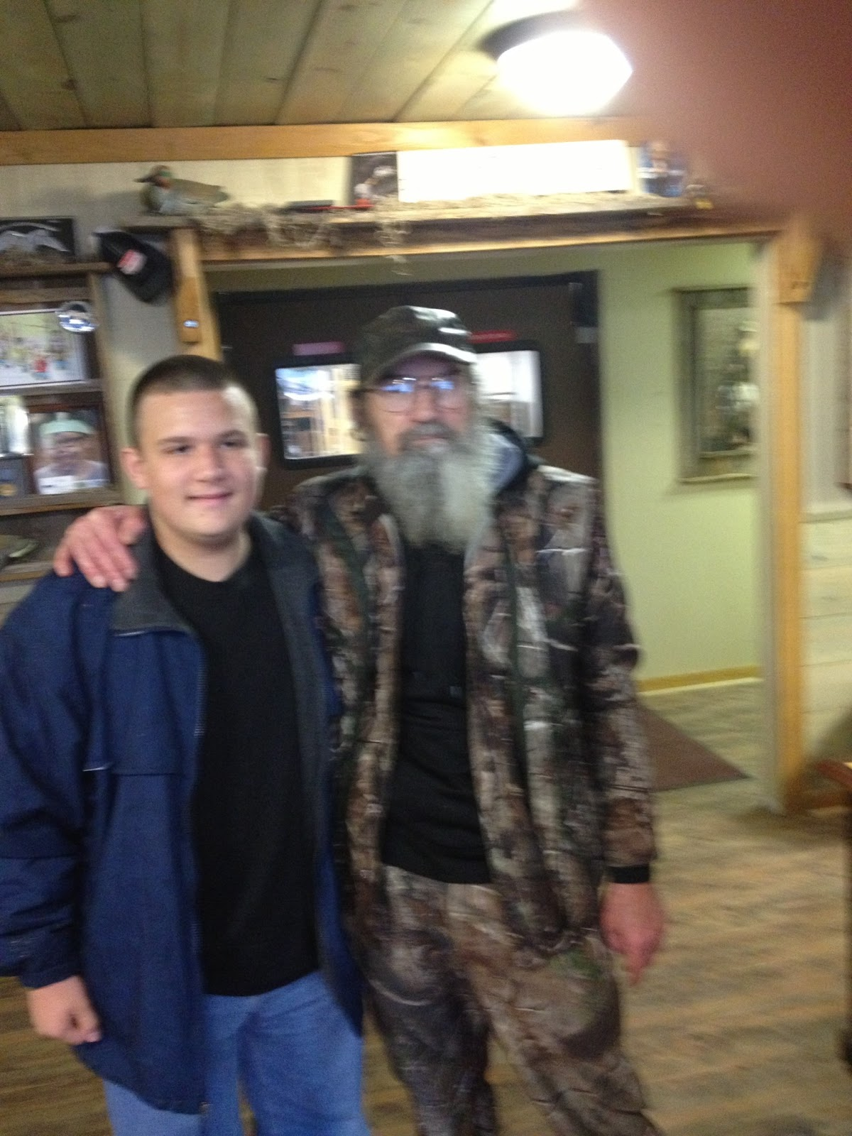 Uncle Si Robertson