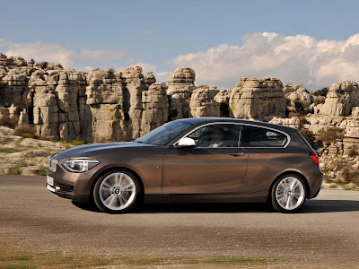 2013 BMW 1-Series 3-door