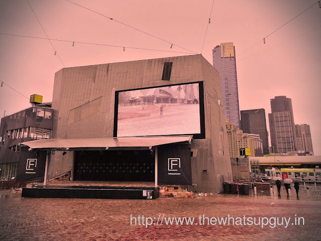 Me At Federation Square