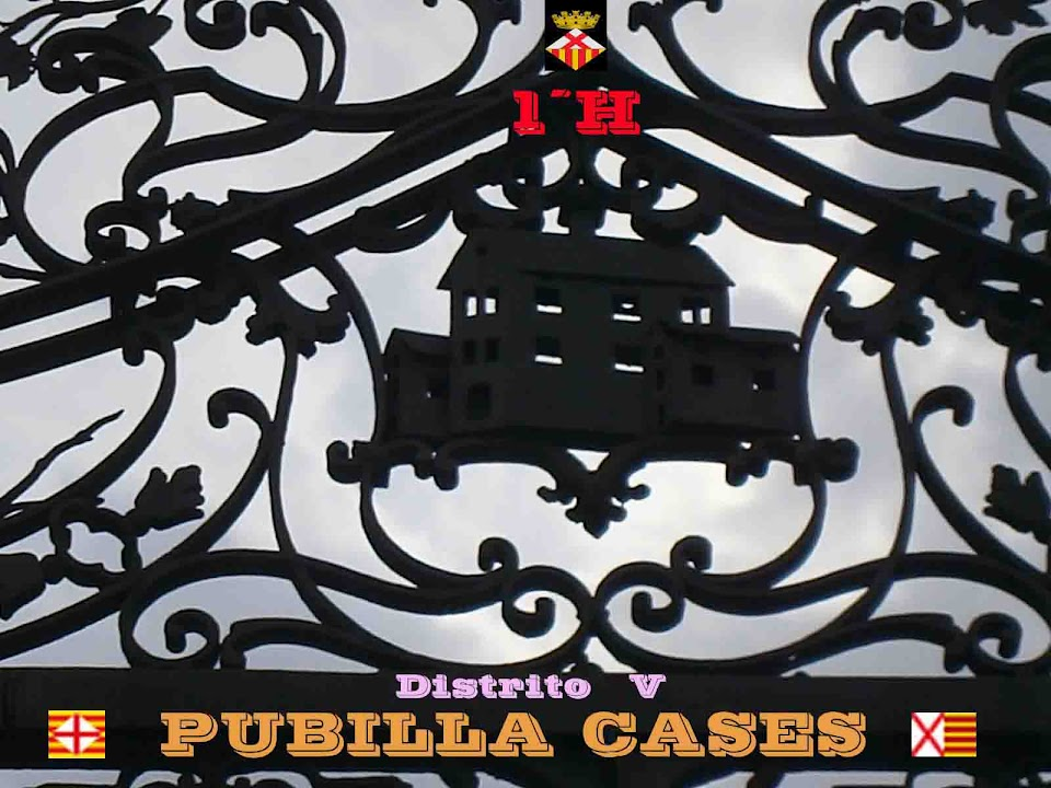 Pubilla Cases :El meu barri