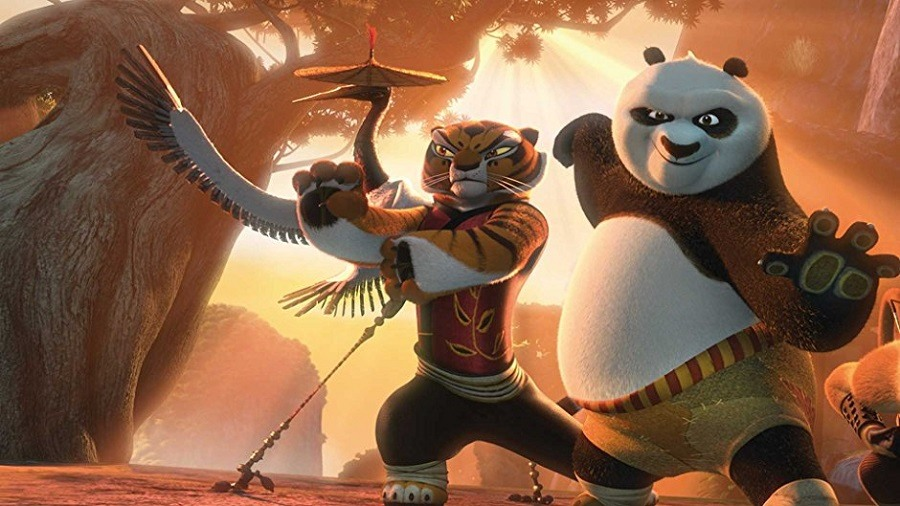 Kung Fu Panda 2 BluRay Torrent Imagem