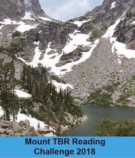 Mount TBR Challenge 2018!