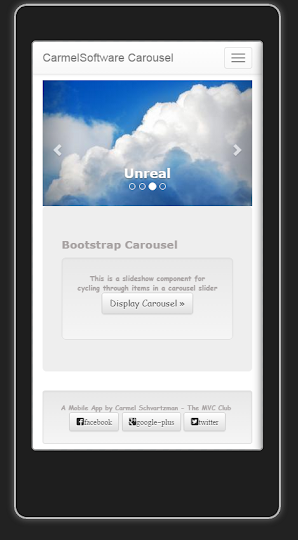 Bootstrap Tutorial Lesson 8 - Carousel Slideshowss