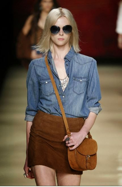 tendencia denim 2015