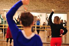 cours de danse, guitare, chant, cajon et compas flamenco