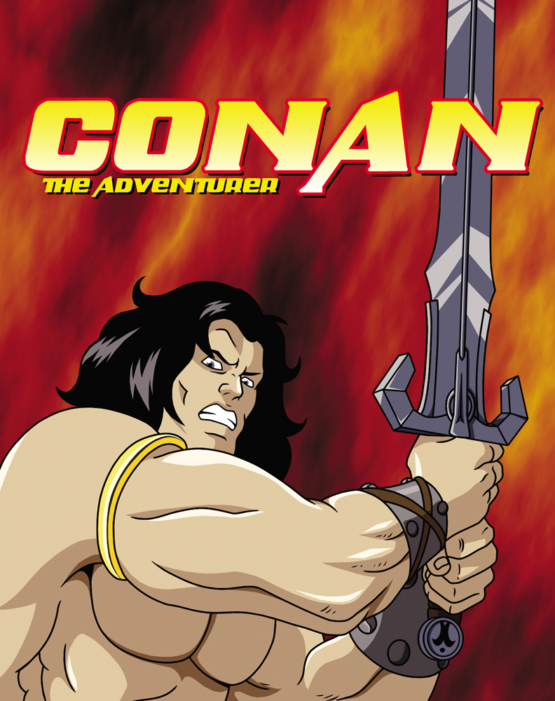 Conan The Adventurer American Cartoon Series