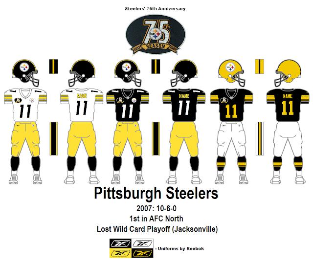 2008 Pittsburgh Steelers season  Wikipedia