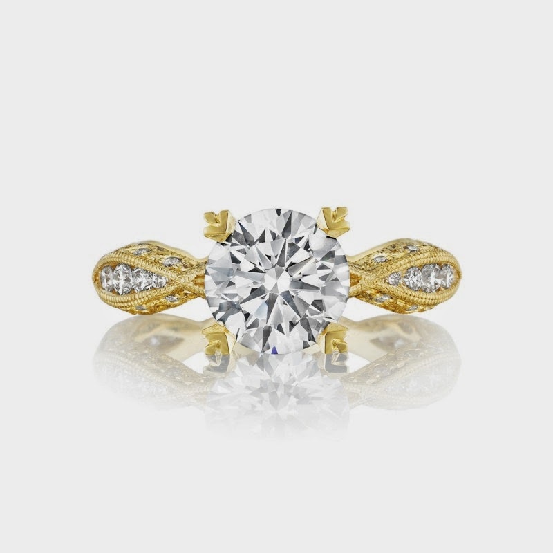 diamonds Engagement Rings  Style # 2578RD8Y