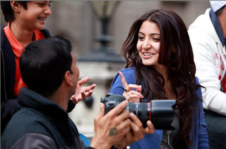 Anushka Sharma beautiful Hairstyle