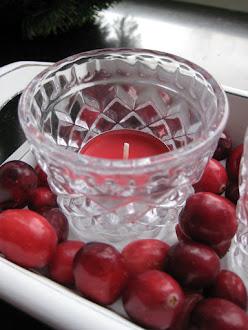 cranberries als sfeermaker