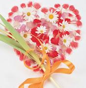 Imagen de corazones. Corazón Rosado amor hinoptico