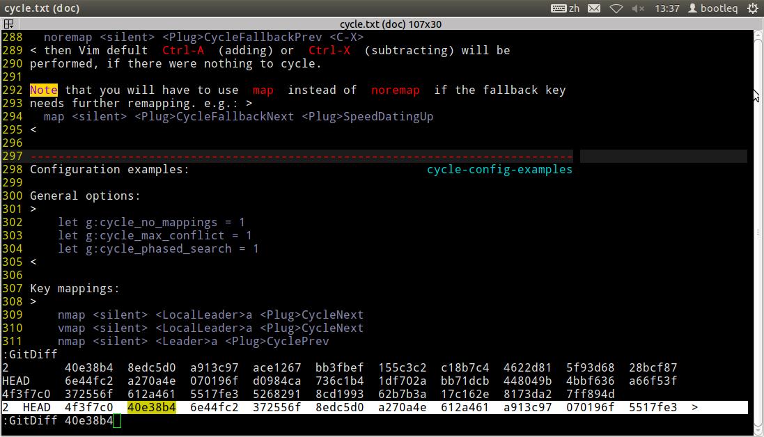 Vim 裡的指令也能自動完成