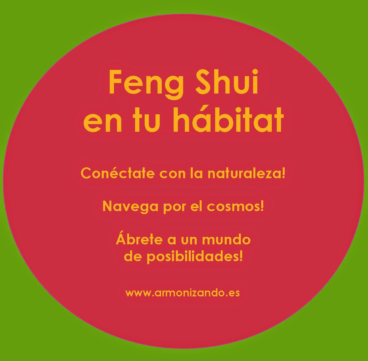 Feng Shui en tu Hábitat