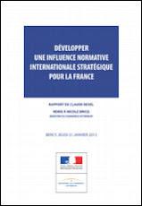 Développer une influence normative internationale stratégique pour la France