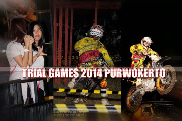 Trial Game 2014 ( Dari Arena TRIAL GAME 2014) 31 Oktober 2014 di Lap. Porka Purwokerto - Foto oleh : Klikmg Fotografer Purwokerto
