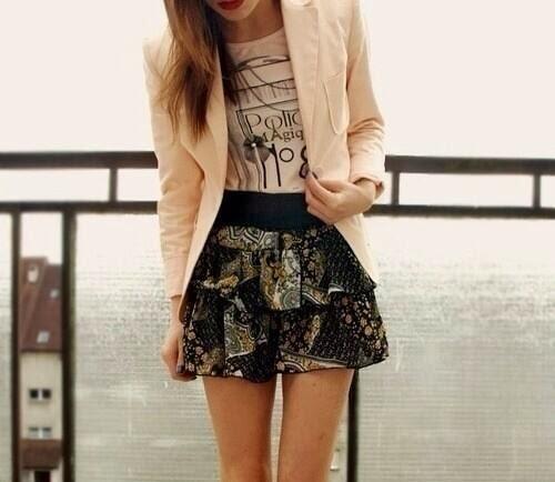 Outfit elegante sport