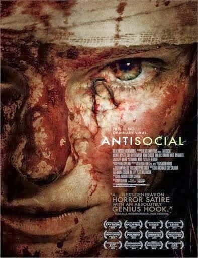 Ver Antisocial (2013) Online