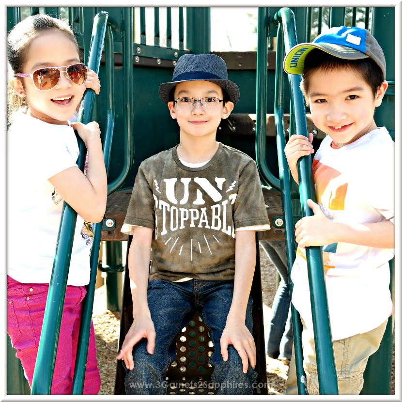 RUUM American Kids Wear spring and summer children's fashions #MakeRUUM4Summer