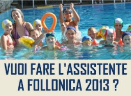 Vuoi fare l'Assistente a Follonica?