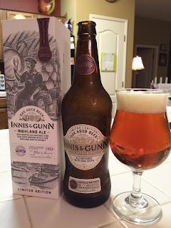 Innis Gunn Highland Scotch Ale 1