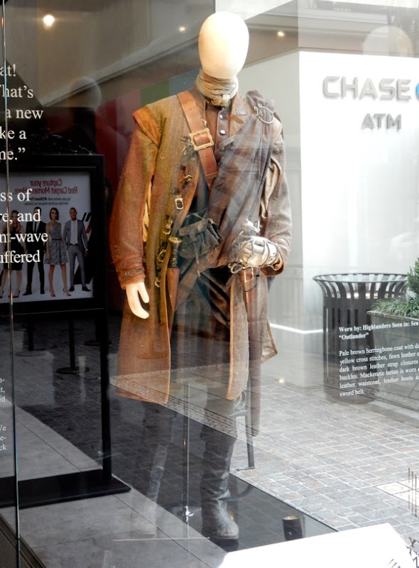 Highlander costume Outlander
