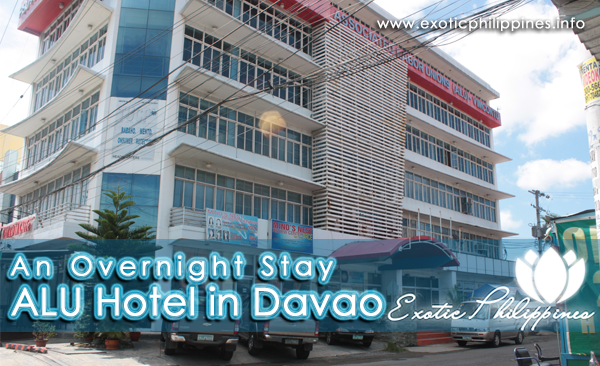An Overnight Stay ALU Hotel in Davao City